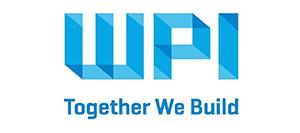 Western Partitions International (WPI) logo Together We Build